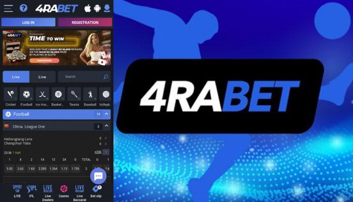 4rabet mobile app