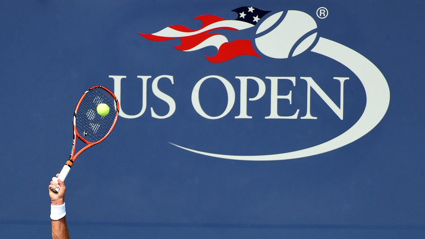 A Grand Opening of  US Open