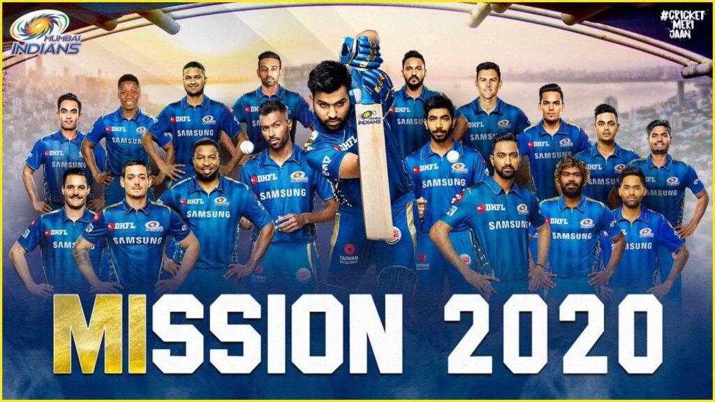MI on IPL 2020