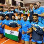 India's national kabaddi team